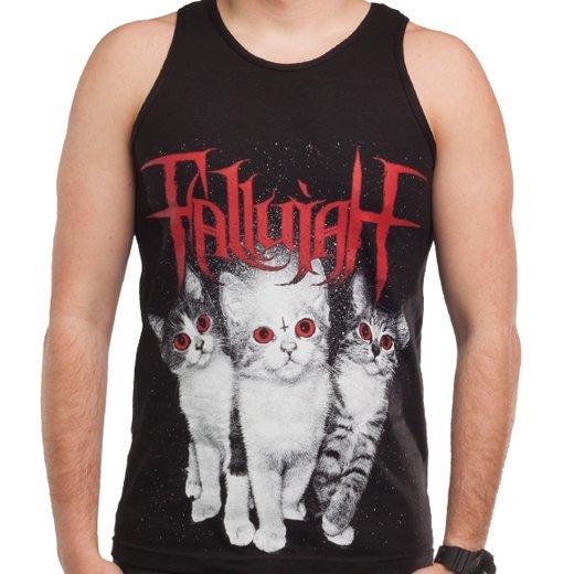 Fallujah / ファルージャ - Cats. タンクトップ【お取寄せ】
