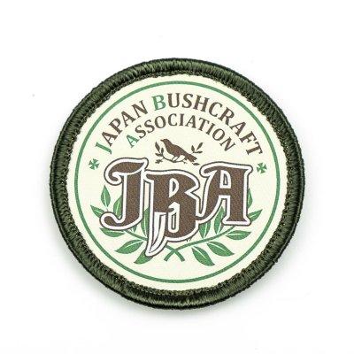 JBA 認定ブッシュクラフターワッペン