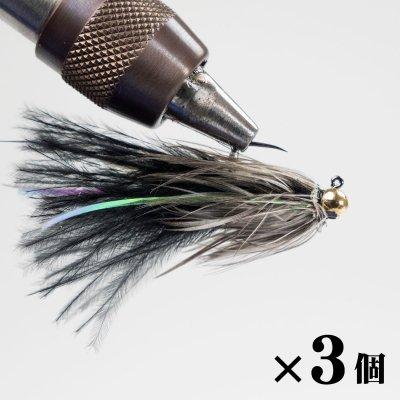 サイドフラッシュバガー#10 ブラック×3