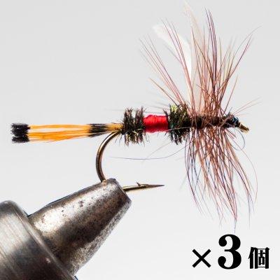 ロイヤルコーチマン×3 (B-4)