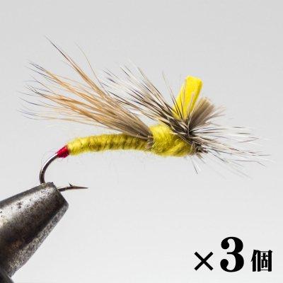 エルクウイングカディスパラシュート×3 (E-1)
