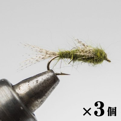 APニンフ オリーブ×3 (G-3)