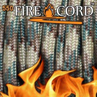 Live Fire Gear 550 Fire Cord マルチカモ