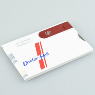 Victorinox スイスカード ドクターヘリ