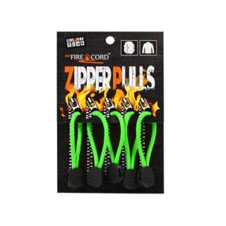 ファイヤーコードジッパープル(Fire Cord Zipper Pulls)