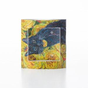 ピアスのガクブチ × 横尾美美 「 Lulu et les renoncules jaunes 」