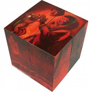 横尾忠則 アートキューブ:赤の時代