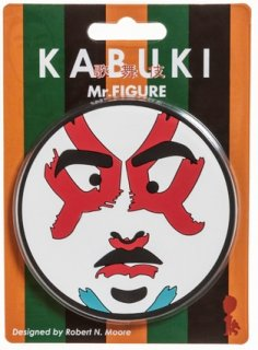 Mr.フィギュア コースター(歌舞伎)KABUKI