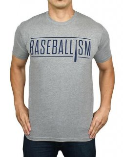 <img class='new_mark_img1' src='//img.shop-pro.jp/img/new/icons1.gif' style='border:none;display:inline;margin:0px;padding:0px;width:auto;' />Baseballism Classic - Grey