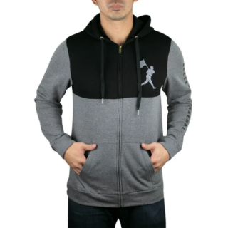 <img class='new_mark_img1' src='https://img.shop-pro.jp/img/new/icons14.gif' style='border:none;display:inline;margin:0px;padding:0px;width:auto;' />Believe in Baseball Color-Block Zip Hoodie