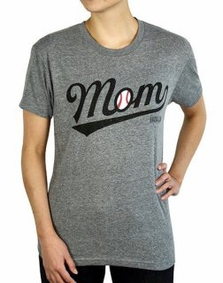 <img class='new_mark_img1' src='//img.shop-pro.jp/img/new/icons1.gif' style='border:none;display:inline;margin:0px;padding:0px;width:auto;' />Baseball Mom - Warm Up Tee