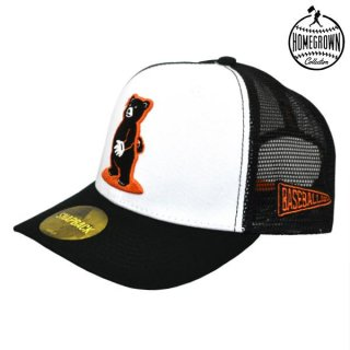 <img class='new_mark_img1' src='//img.shop-pro.jp/img/new/icons1.gif' style='border:none;display:inline;margin:0px;padding:0px;width:auto;' />Cali Bay Bear Trucker Cap
