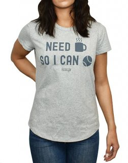 <img class='new_mark_img1' src='//img.shop-pro.jp/img/new/icons1.gif' style='border:none;display:inline;margin:0px;padding:0px;width:auto;' />Coffee and Baseball - Women's Perfect Fit Tee