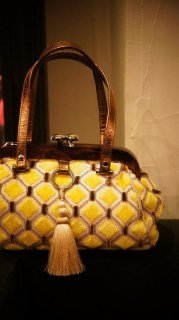 JOJO Nihonte Bag WALLIS Yellow