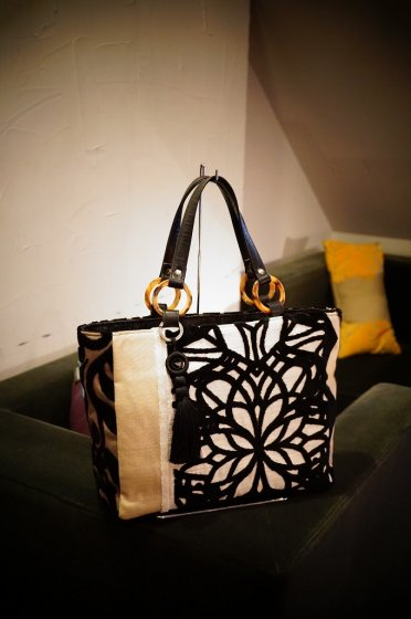 JOJO Tote-Bag Alxsander Black