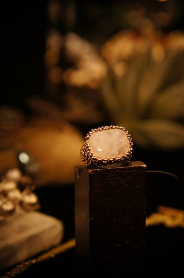 segreti Ring AN139 OTVIO Q.Rosa