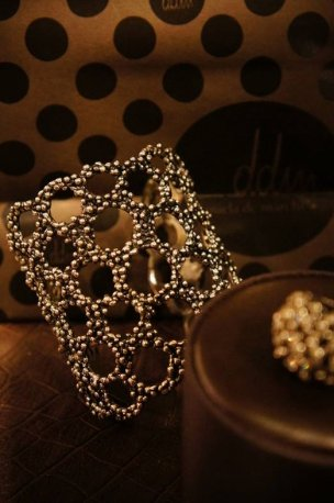 Circles Coral Bracelet(ブレスレット)[BR3003 AGBR]Silver