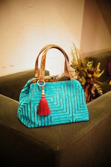 JOJO AFURI HandBag Concept Blue