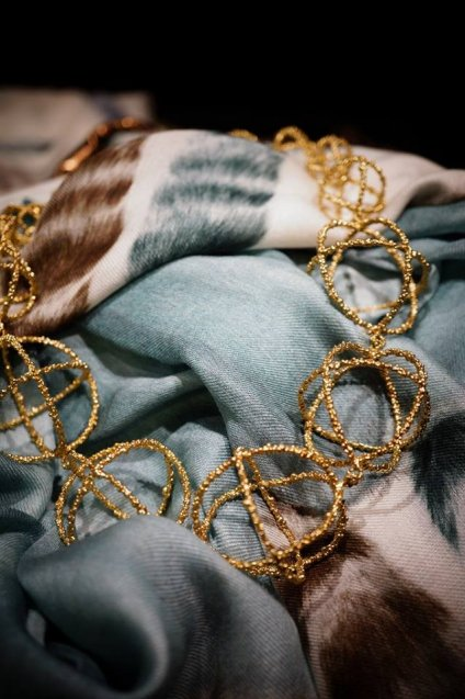 """Daniela de Marchi """"Globe""""Collection Necklace(ネックレス)オーダー商品"""