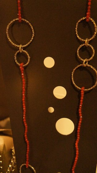 Ricordi Collection Necklace(ネックレス)[CL5498 OTBR Corniola]