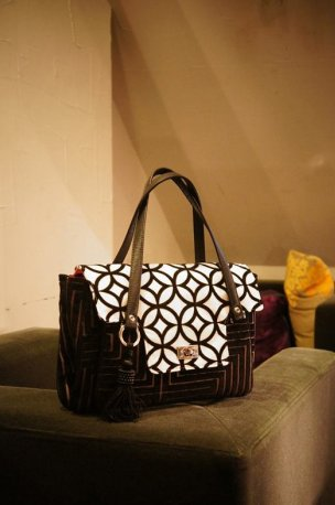 JOJO SWALLOW HandBag Black オーダー商品