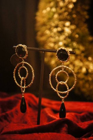 Chandelier Model   Earrings( イヤリング) OR1093 OTAG Onix