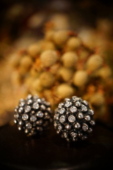 Diamond  Earrings/Pieces (イヤリング/ピアス)[OR1001BRILL AGBR]オーダー 商品