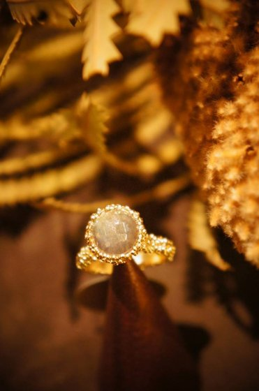 Merry Me Collection Ring(リング)[AN162 OTDO Labradorite]SizeS