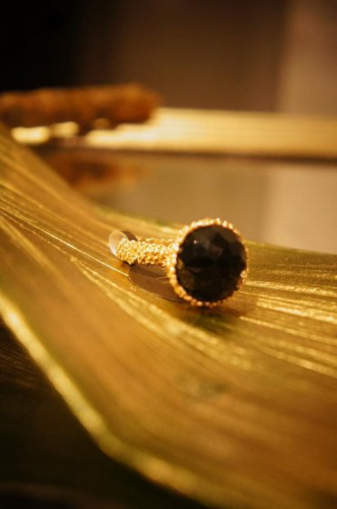 Merry Me Collection Ring(リング)[AN164 OTDO Onixオニキス]SizeL