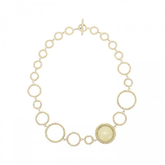 Contamination Necklace(ネックレス)[CL 5465 OTAG NewJade