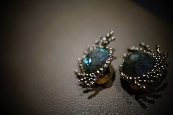 SGUARDI Collection Earrings(イヤリング)[OR 1199 OTBR Labradoriteオーダー商品