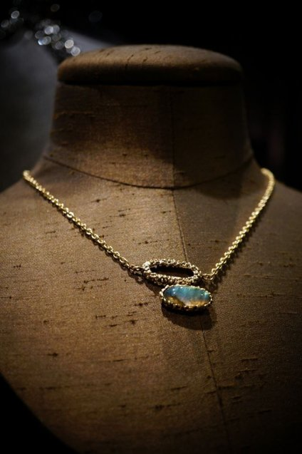 ZEN collection Pendant Necklace(ネックレス)[CL5580 OTBR Labradorite]