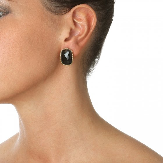 Daniela de Marchi Segreti Earrings(イヤリング)OR1242 OTBR Onix