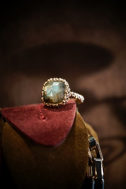 segreti Ring AN138 BZBR Labradorite