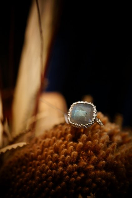 segreti Ring AN138 OTAG Labradorite