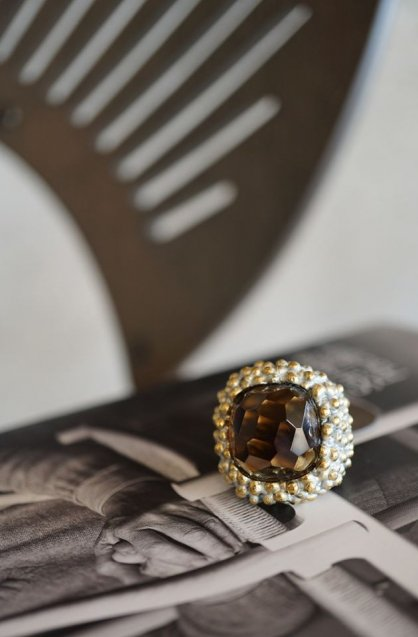Sweet&sour Ring (リング)[AN155 OTAG Smoky.Q