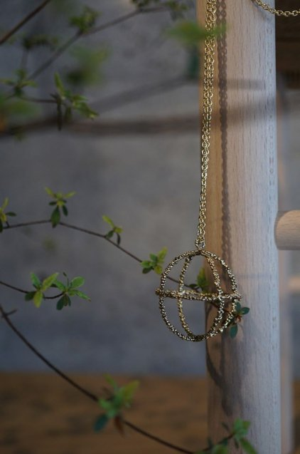 Globe Collection LongNecklace(ネックレス)OTBR