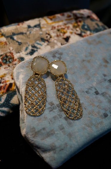 Segreti Earrings (イヤリング)OR1245 OTDO NewJade