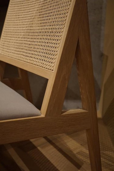 WOHLHUTTE(ヴォールヒュッテ) Tou Lounge chair Natural