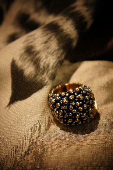 Daniela de Marchi Sea Urchin Band Ring (リング)[