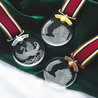 クリスタルデザインメダル JP-MY-9790
