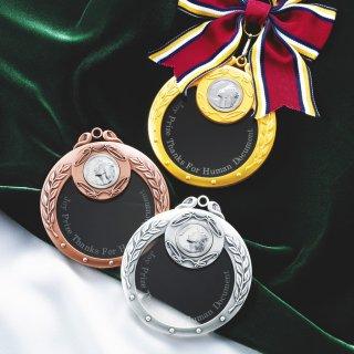 グレイシャスデザインメダル JP-MY-9800