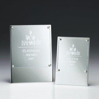 アクリル板付金属製オーナメント JP-A98-03