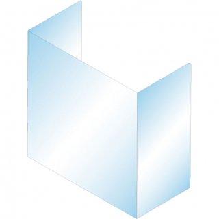 飛沫防止用アクリルパーテンション(BOX型)