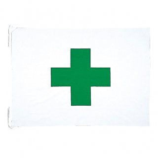 安全旗 緑十字  JP-H-6