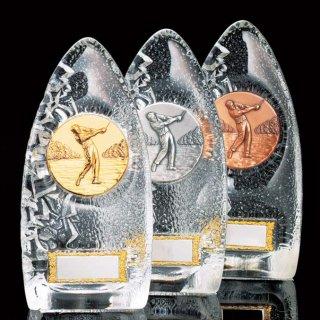 ゴルフトロフィー金銀銅メダル JP-VT.3622