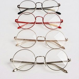 kids thin frame glasses
