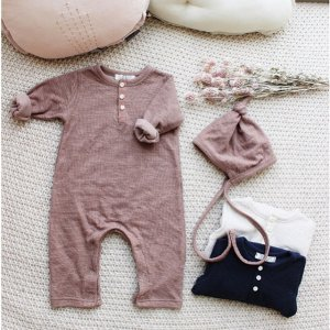baby rompers set