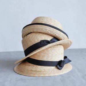 straw hat [ladies']
