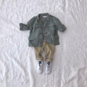 short military jacket